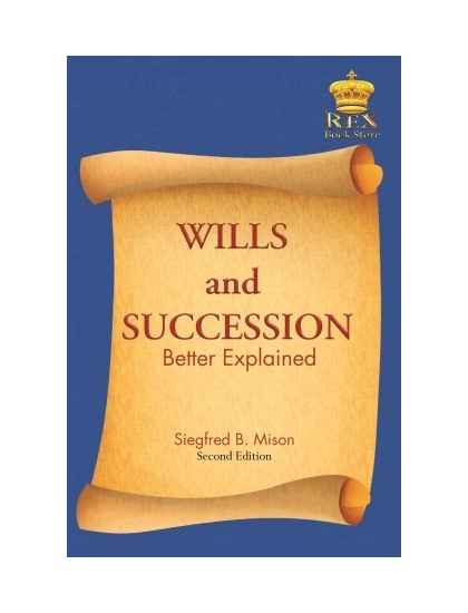 Wills and Succession