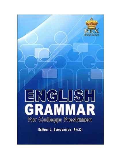 English Grammar for College Freshmen