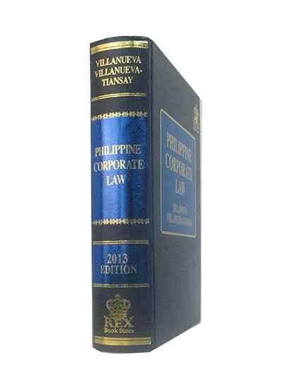 Philippine Corporate Law