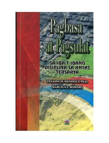 Senior High School Core Subject: Pagbasa at Pagsusuri ng Iba't Ibang Teksto Tungo sa Pananaliksik