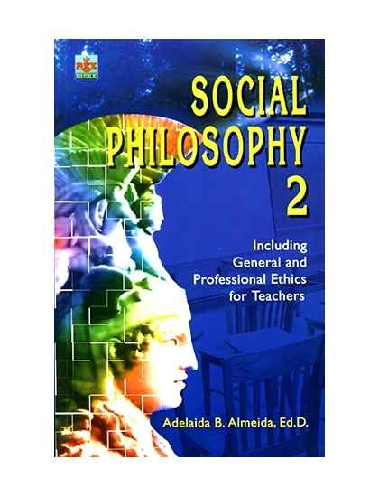 Social Philosophy 2: Including General & Professional Ethics for Teachers