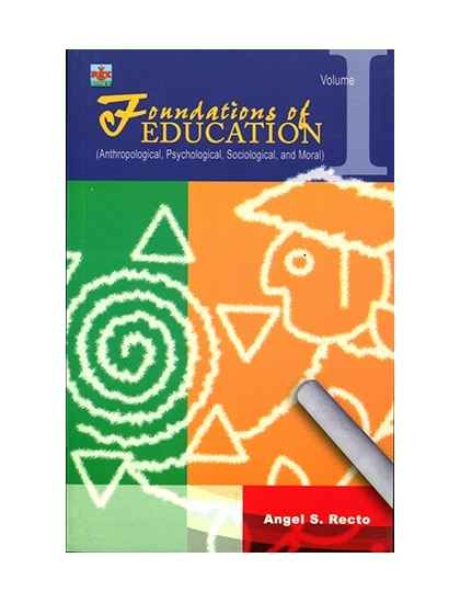 Foundations of Education Vol. I
