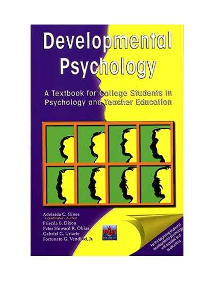 Developmental And Child Psychology what are the core subjects in college