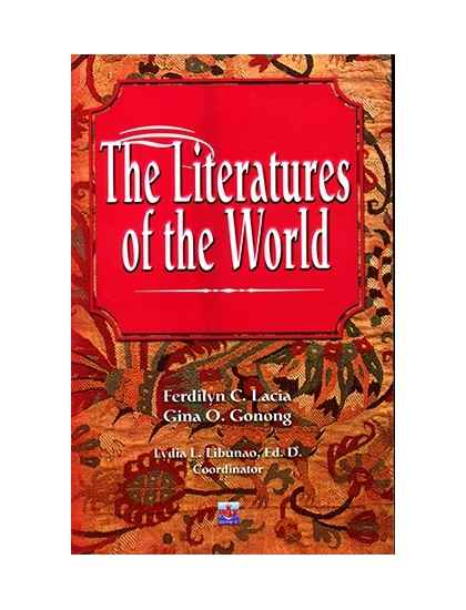 The Literatures of the World