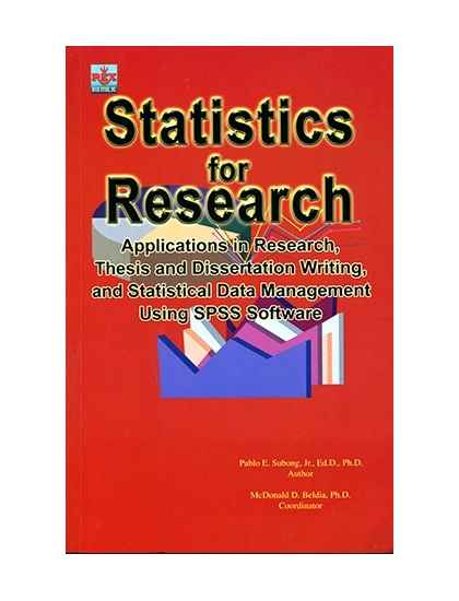 Statistics subjects for study