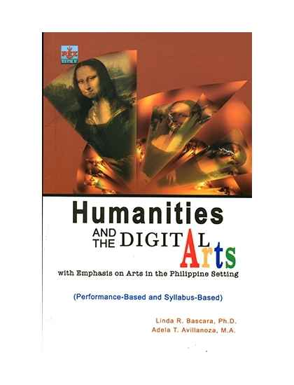 Humanities and the Digital Arts