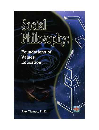 Social Philosophy: Foundations of Values Education