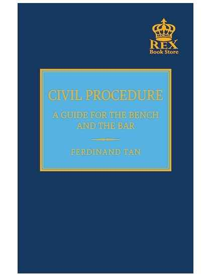Civil Procedure: A Guide for the Bench and the Bar