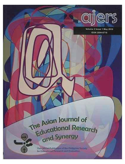 The Asian Journal of Educational Research and Synergy Vol. 2 No.1