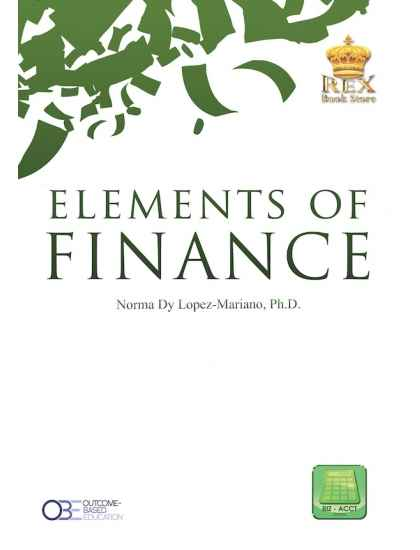 What are the four recognized elements of financial management?