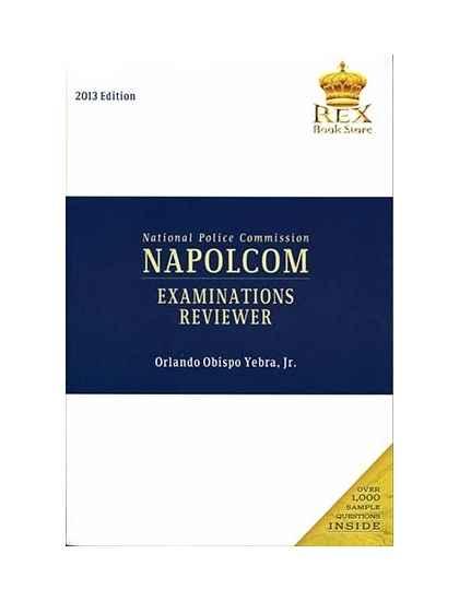 Napolcom Exam Result April 23 2017 | Download PDF