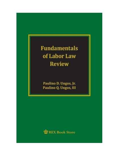 Fundamentals of Labor Law Review
