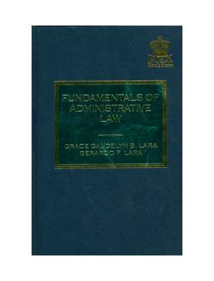 Fundamentals of Administrative Law