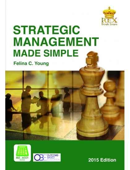 Strategic Management Made Simple