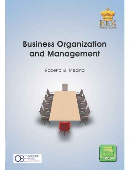 Business Organization and Management