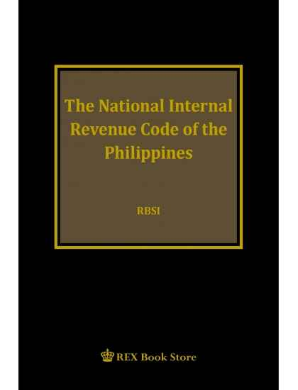 National Internal Revenue Code (Pocket Size)