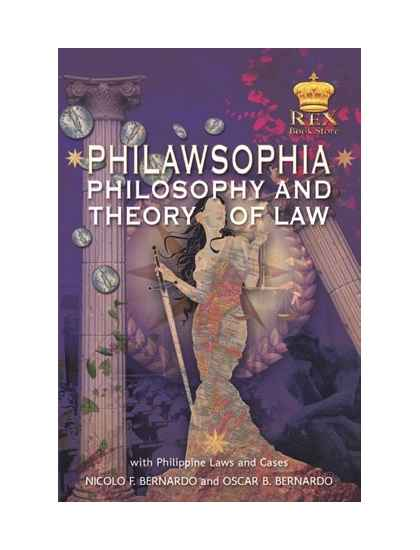 PHILAWSOPHIA: Philosophy and Theory of Law