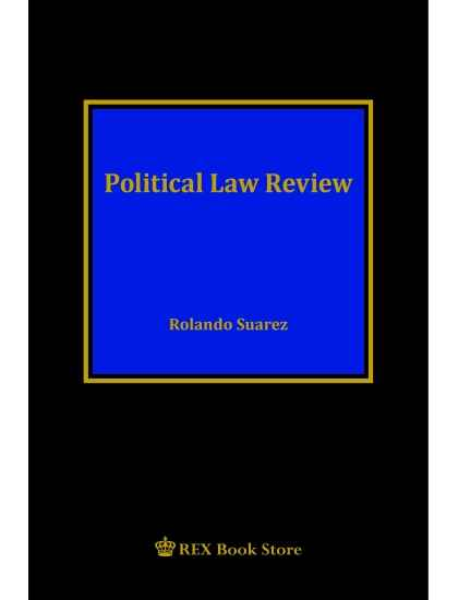 Political Law Reviewer