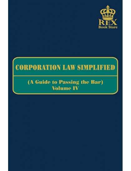 Corporation Law Simplified