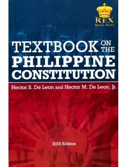 Free Download On Law On Partnership And Corporation By Hector De Leon Pdf textbook-on-the-philippine-constitution