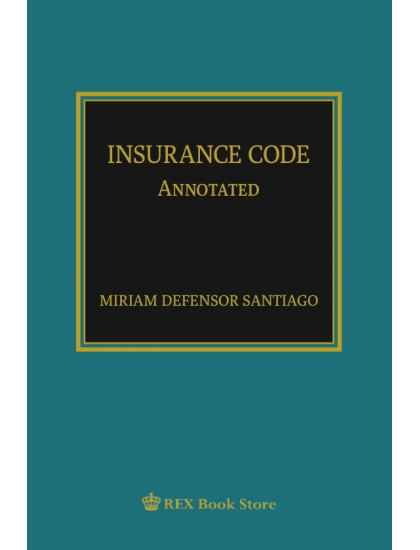 Insurance Code Annotated [Paperbound]