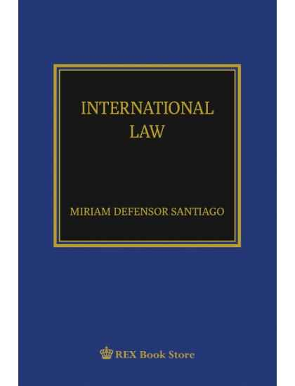 International Law (With Phil.Cases & Materials & ASEAN Instruments) [Paperbound]