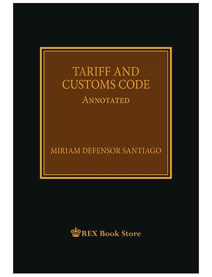 Tariff and Customs Code [Clothbound]