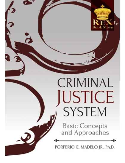 thesis in criminal justice