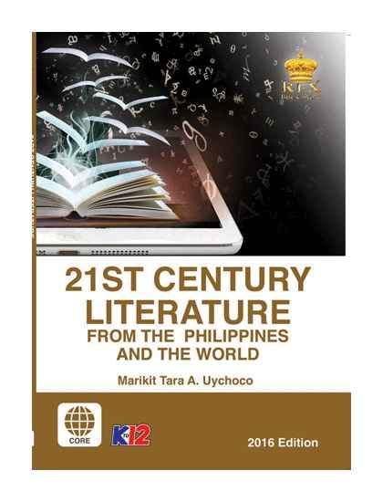 21st Century Literature frPhilippines and the World