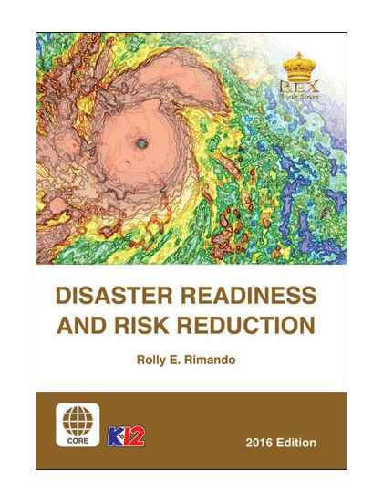 Disaster Readiness And Risk Reduction Senior High School