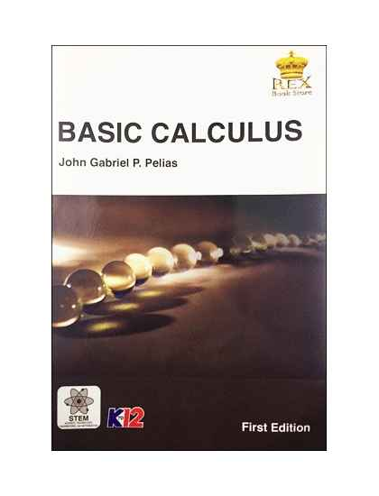 Basic Calculus [ e-Book : PDF ]