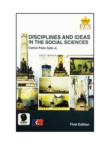 Disciplines and Ideas in Social Sciences [ e-Book : PDF ]