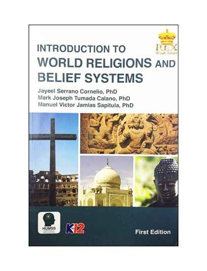 Introduction to World Religions and Belief System Senior High