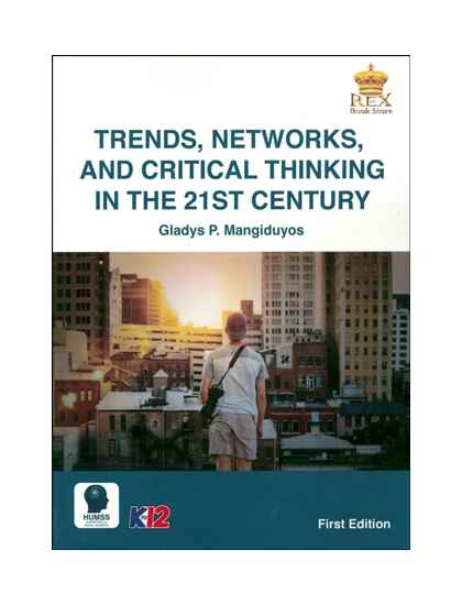 Trends, Networks and Critical Thinking in the 21st Century Culture