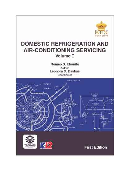 Domestic Refrigeration and Air-conditioning Services Volume II