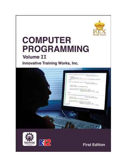 Computer Programming Volume II