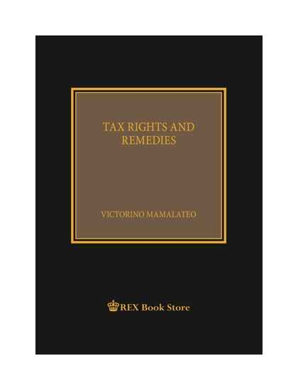 Tax Rights and Remedies