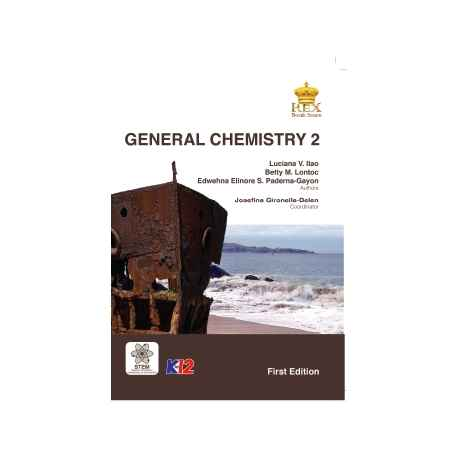 GENERAL CHEMISTRY 2 (WORKTEXT)