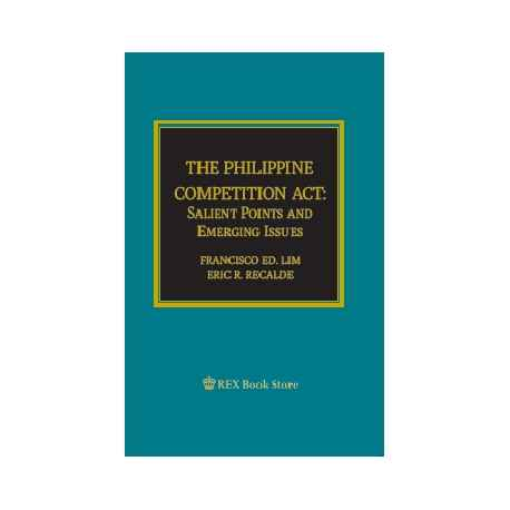 PHIL COMPETITION ACT (PAPERBOUND)