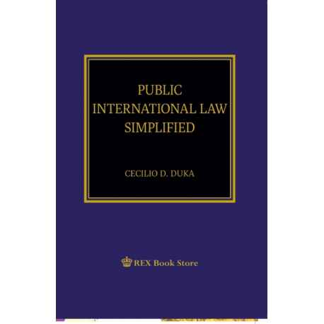 Public International Law Simplified (Paper Bound)