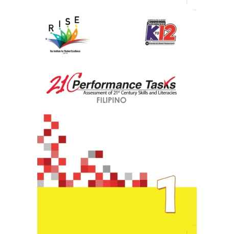 21C Performance Tasks Filipino 1