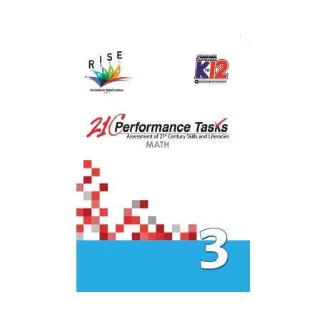 21C Performance Tasks Math 3