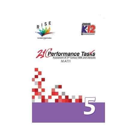 21C Performance Tasks Math 5
