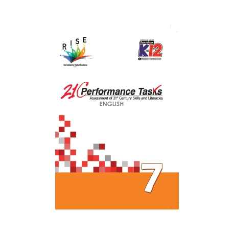 Performance Tasks English 7