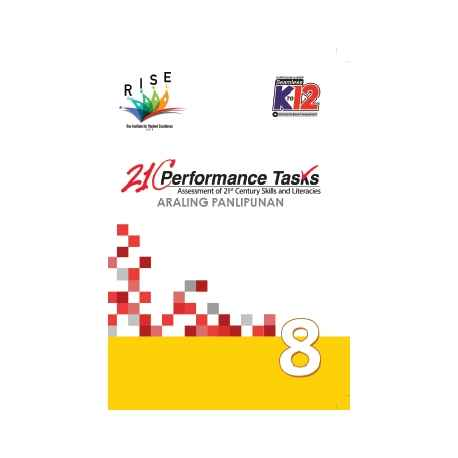 Performance Tasks Araling Panlipunan 8