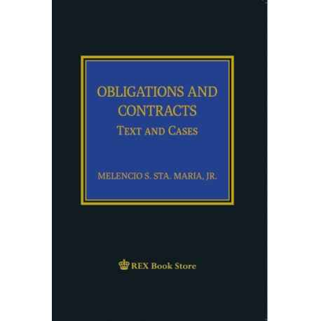 Obligation & Contracts: Text and Cases