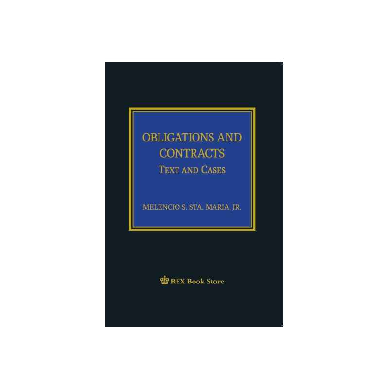 cases of obligation and contracts This volume tracks statutory and restatement references in hogg, bishop & barnhizer, contracts: cases and theory on contractual obligation (2007) and is suitable for any contracts course.