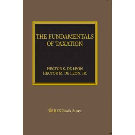 The Fundamentals of Taxation (Paper Bound)