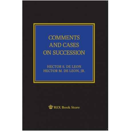 Comments and Cases on Succession (Cloth Bound)