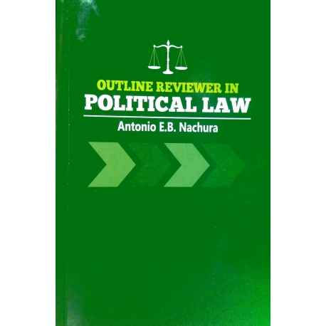 Political Law Reviewer (Paper Bound)